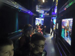Edmonton Sherwood Park St. Albert Alberta best video game truck birthday party