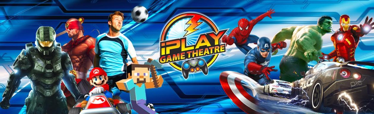 iPlay Mobile Game Theatre – Video Game Truck Birthday Parties & More! Edmonton, Sherwood Park, St. Albert
